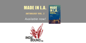 Made in L.A. Vol. 2: Chasing the Elusive Dream is available as a paperback from Indie Bound